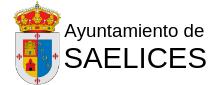 Web oficial del Ayuntamiento de Saelices Logo